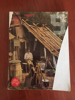 Pearson History New South Wales (Year 9) Text Book