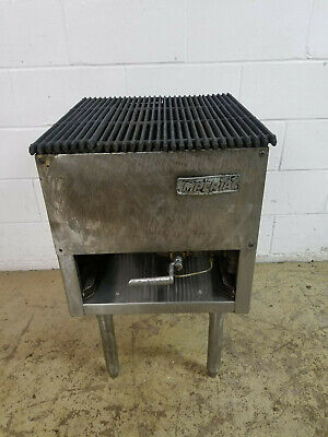 Imperial Grill Nat Gas 18 X 21 Cooking Surface Tested No Tag