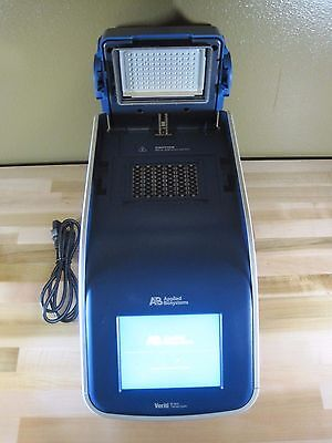 Applied Biosystems Veriti 9902 4375786 Pcr 96 Well Thermal Cycler Warranty Clean