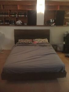 Queen Mattress and Bedframe Toowong Brisbane North West Preview