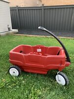 Red Cart/Buggy