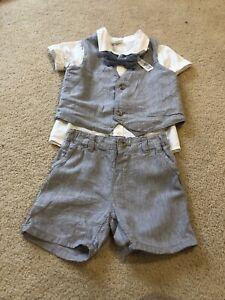 Size 1 Baby Boy Suit
