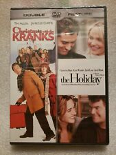 CHRISTMAS WITH THE KRANKS / THE HOLIDAY NEW DVD DOUBLE FEATURE NEW SEALED | eBay