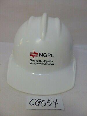 Vintage Bullard Hard Hat Hard Boiled 302rt Ngpl-natural Gas Pipeline Company