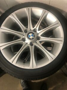 BMW TOYO WINTER PACKAGE 205/50/17 fits 3 and 4 series