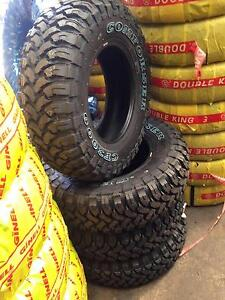 cheap mud terrain tyres size 245⁄75/R16 50 $145 Dandenong South Greater Dandenong Preview