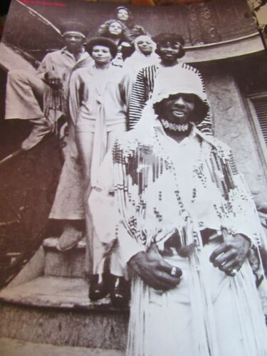 SLY and The Family Stone, RARE OFFICIAL ORIGINAL Record EPIC Label Promo Poster