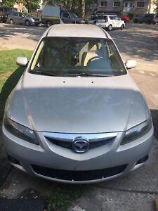 2007 MAZDA 6 Hatchback à vendre pour les pièces