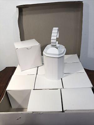 Lot Of 12 Watch Bracelet Presentation Retail Stand Display Box Nib