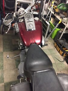 2000. Harley fxstd softail excellent condition
