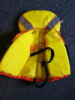 Kids life vest