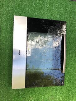 Omega 60cm wide oven - glass door