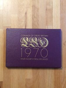Coin set of Great Britain & Northern Ireland