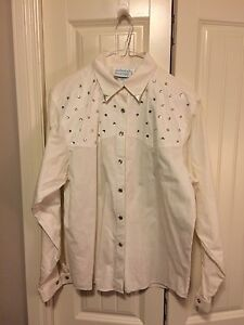 Ladies Western Shirt - Deborah Murray