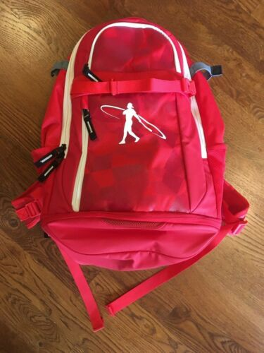 Nike Swingman Baseball Backpack, Red