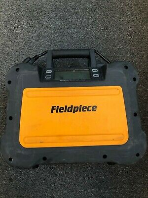 Fieldpiece Mr45 Digital Refrigerant Hvac Variable Speed Recovery Machine