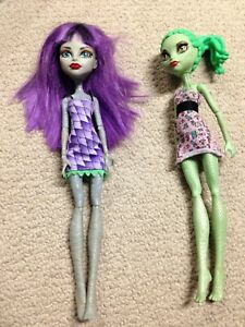 Monster high- snake plus mummy creator pack