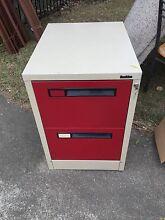 2 Drawer lockable filing cabinet Cornubia Logan Area Preview