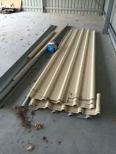 Colorbond Trimclad 0.42 BMT (0.47TCT) sheeting, BlueScope Steel Arcadia Hornsby Area Preview