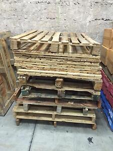 Free firewood / kindling / broken pallets Haymarket Inner Sydney Preview
