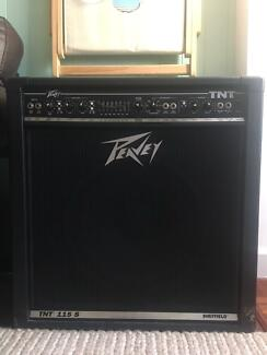 Peavey TNT 115s 150watt Bass Amp Combo