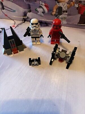 Lego 75279 Advent Calendar 2020, Star Wars, Days 6 7 22 23 Storm Troopers