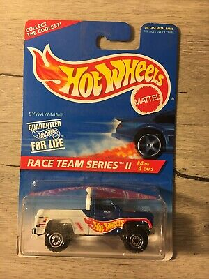 *MOC* Mattel Hot Wheels 1995 Race Team Series II '57 Chevy #394