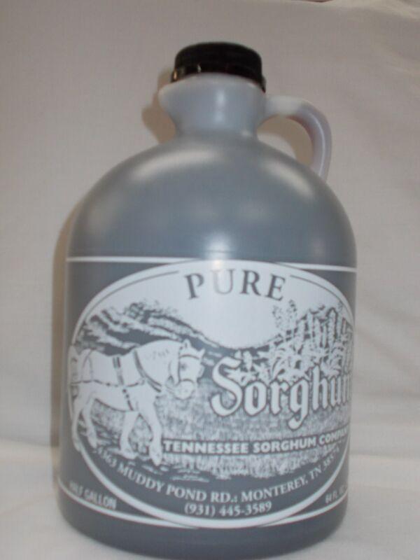 Tennessee Sorghum Syrup or Molasses, Half gallon