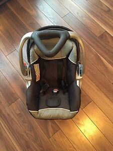 Baby trends car seat