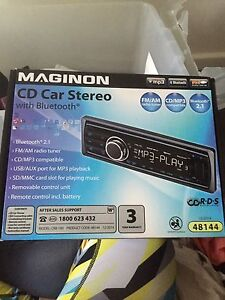 Car stereo never been used Merewether Newcastle Area Preview