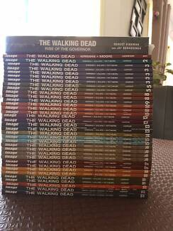Brand New Walking Dead Image Softcover Graphic Novels