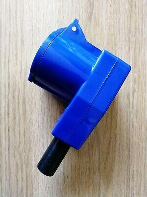 MAINS HOOK UP 16A BLUE SOCKET 230V CARAVAN RV MOTORHOME CAMPER VAN right angled