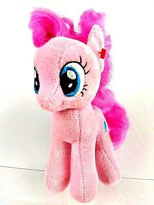 """Ty My Little Pony Friendship Pinkie Pie 7"""" Plush 2014 Stuffed Animal Toy Plush"""