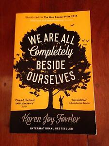 We Are All Completely Beside Ourselves -  Karen Joy Fowler Mount Gravatt Brisbane South East Preview