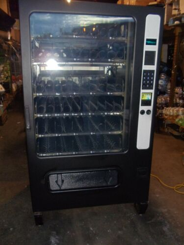 Wittern USI 3517 Glass Front Refrigerated Snack / Food Vending Machine