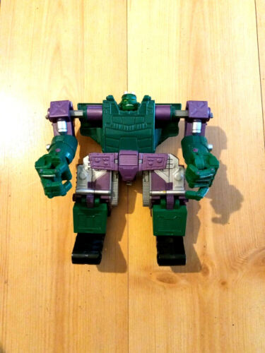 The Incredible Hulk, Transformers, Marvel Crossover, Action Figure /Tank Hasbro