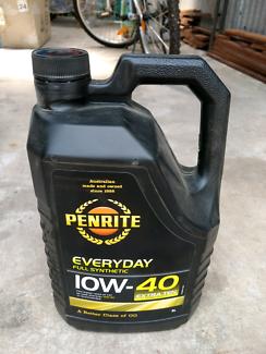 Engine Oil 10W-40