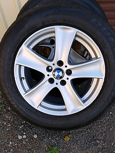 BMW rims and tyers Tullamarine Hume Area Preview