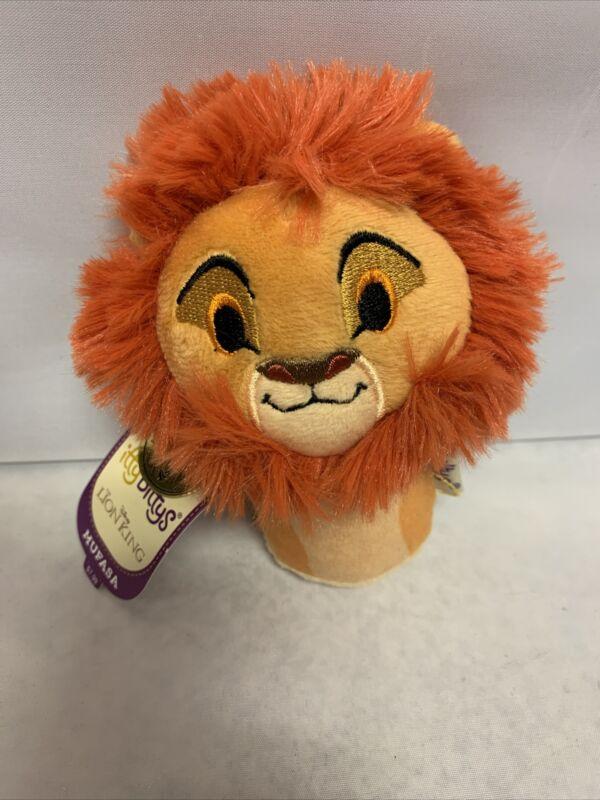 Hallmark Itty Bitty Bittys - Mufasa (Disney) 2019 The Lion King - NEW Plush Toy