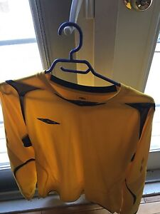 Soccer Keeper Jersey. Brand new