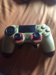 Scuf gaming PS4 controller.