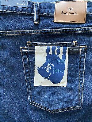 Paul Smith Standard Jeans Waist 36 R