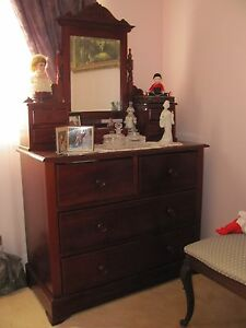 Bedroom Dressing Table Tuncurry Great Lakes Area Preview