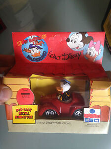 WALT-DISNEY-PAPERINO-DONALD-DUCK-ESCI-IN-AUTO-NEW