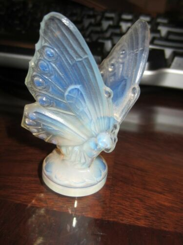 nice Sabine Glass Paris FRANCE small  BUTTERFLY
