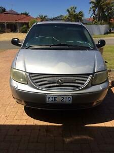 Chrysler Grand Voyager 2001 Limited in great condition