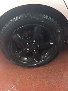 205 55 16 tires and rims