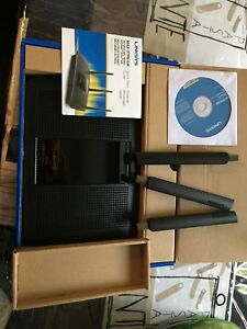 Routeur Linksys  POWER STREAMING & GAMING