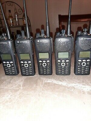 Motorola Xts2500 Model Ili 700800mhz Adp P25 9600 Digital Astro