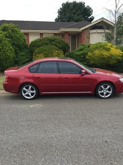 Subaru Liberty 3.0 premium 2004 Hillbank Playford Area Preview
